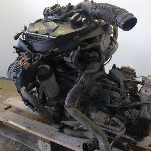 Dzinējs Skoda Octavia  2008 1.9Tdi AXR B345